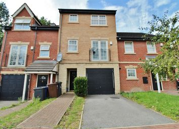 Thumbnail 4 bedroom town house for sale in Holywell Heights, Sheffield, South Yorkshire