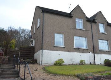 Thumbnail 3 bed semi-detached house for sale in Bantaskine Street, Falkirk