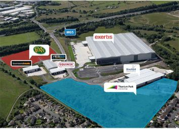 Thumbnail Warehouse to let in Titanium Park, Burnley Bridge, Burnley, Lancashire, UK