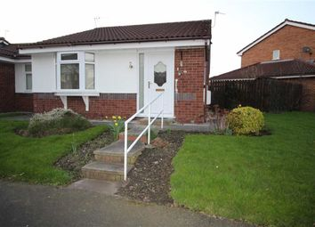 Thumbnail 2 bed semi-detached bungalow for sale in Burnfell, Lowton, Warrington