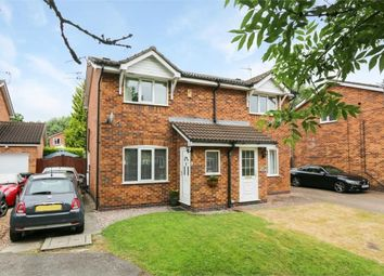 Thumbnail 2 bed semi-detached house for sale in Dorchester Close, Wilmslow, Cheshire