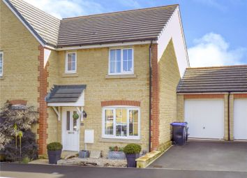 Thumbnail 3 bed semi-detached house for sale in Mustang Way, Moulden View, Swindon