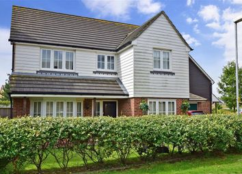 Thumbnail 4 bed detached house for sale in Kennard Way, Ashford, Kent
