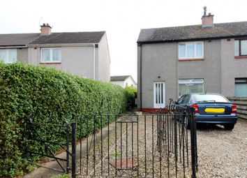 Thumbnail 2 bed semi-detached house for sale in Craigard Road, Dundee