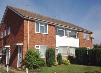 Thumbnail 2 bed maisonette to rent in Larkspur Way, West Ewell, Epsom