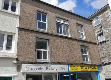 Thumbnail 2 bed triplex to rent in Union Street, Penzance