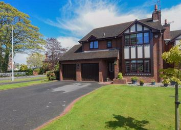 Thumbnail 4 bed detached house for sale in The Nursery, Hartford, Cheshire