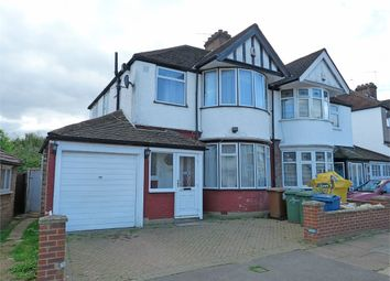 Thumbnail 3 bed semi-detached house for sale in Torver Road, Harrow, Middlesex