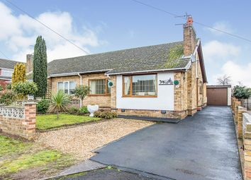 Thumbnail 2 bed bungalow for sale in Uplands Road, Armthorpe, Doncaster