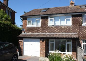 Thumbnail 4 bed semi-detached house for sale in Victoria Road, Bishops Waltham, Southampton
