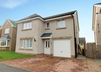 Thumbnail 4 bedroom detached house for sale in Buick Drive, Arbroath, Angus (Forfarshire)