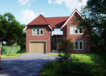 Thumbnail 5 bed detached house for sale in Plot 4, East End, Walkington, Beverley