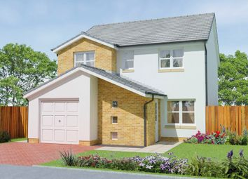 Thumbnail 4 bed detached house for sale in Annick Road, Irvine