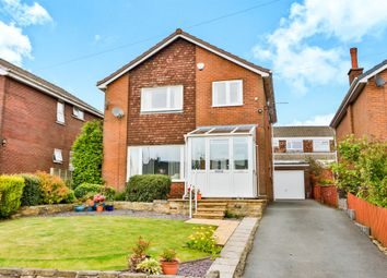 Thumbnail 4 bed detached house for sale in Roils Head Road, Halifax