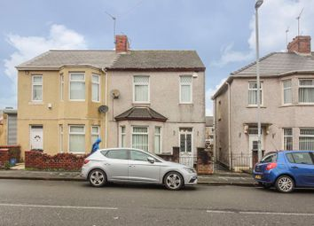 3 bed semi-detached house for sale in Cromwell Road, Newport NP19
