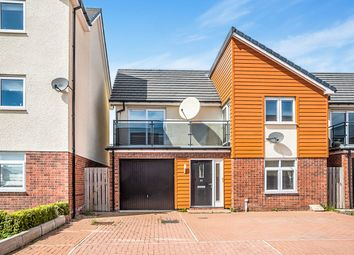 Thumbnail 4 bed detached house for sale in Elemore Close, Newcastle Upon Tyne