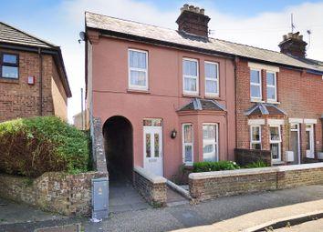 4 bed end terrace house for sale in Linden Road, Littlehampton BN17