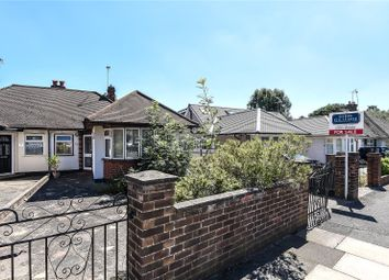 Thumbnail 2 bed semi-detached bungalow for sale in Boleyn Drive, Eastcote, Middlesex