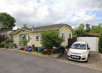 Thumbnail 2 bed mobile/park home for sale in Moorland Park Caravan Park, Old Newton Road, Bovey Tracey, Newton Abbot
