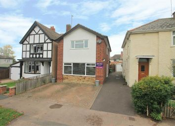 Thumbnail 3 bed detached house for sale in Geoffrey Avenue, Hereford