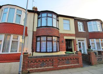Thumbnail 4 bed terraced house for sale in Lovett Road, Portsmouth