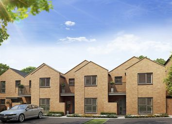 "Thumbnail 3 bedroom semi-detached house for sale in ""The Corgan"" at Harrow View, Harrow"