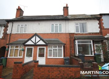 Thumbnail 3 bed terraced house to rent in Abbey Road, Bearwood