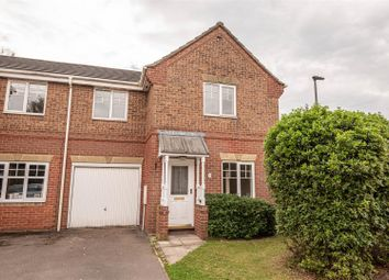 Thumbnail 3 bed semi-detached house for sale in Leadley Croft, Copmanthorpe, York