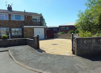 Thumbnail 3 bed semi-detached house for sale in Melstone Avenue, Tunstall, Stoke-On-Trent