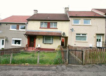 Thumbnail 3 bed terraced house for sale in Glenafeoch Road, Carluke