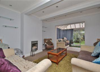 Thumbnail 3 bed semi-detached house to rent in Cranmore Gardens, Aldershot, Hampshire