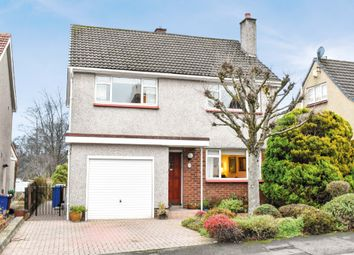 Thumbnail 3 bedroom detached house for sale in Kilmardinny Grove, Bearsden, East Dunbartonshire