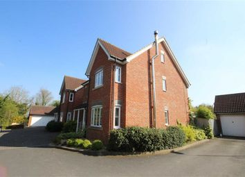 Thumbnail 4 bedroom detached house for sale in Bamford Close, Purton, Wiltshire