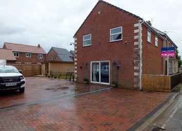 Thumbnail 3 bed semi-detached house for sale in Semington Road, Melksham, Wiltshire
