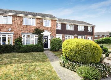 Thumbnail 3 bed terraced house for sale in Solway, Hailsham