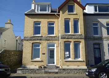 Thumbnail 4 bedroom semi-detached house for sale in Beach House, Beach Road, Port St Mary, Port St Mary, Isle Of Man