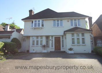 Thumbnail 4 bed detached house to rent in Salmon Street, Kingsbury