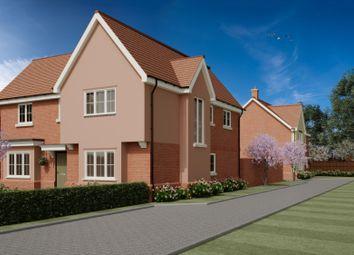 Thumbnail 3 bed detached house for sale in Bears Lane, Lavenham, Sudbury