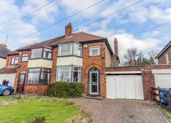 Thumbnail 3 bed semi-detached house for sale in Langley Road, Lower Penn, Wolverhampton