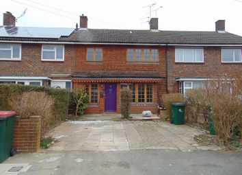Thumbnail 3 bed terraced house to rent in York Road, Crawley