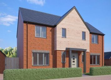 Thumbnail 4 bedroom detached house for sale in The Raglan, Greenspire, Clyst St Mary