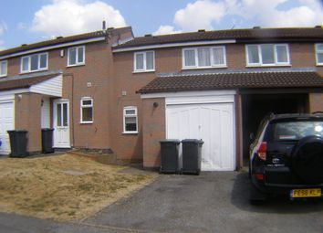 Thumbnail 1 bed town house to rent in Ash Crescent, Nuthall