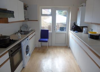 Thumbnail 3 bed maisonette to rent in Vicarage Road, London