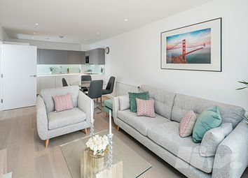 Thumbnail 2 bed flat to rent in Collins Building, Fellows Square, Cricklewood