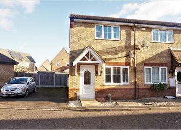 Thumbnail 2 bed end terrace house for sale in Wych Mews, Basildon
