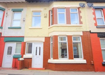 Thumbnail 3 bed terraced house for sale in Durban Road, Old Swan, Liverpool