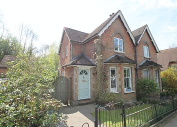 Thumbnail 2 bedroom semi-detached house for sale in Station Road, Gomshall, Guildford