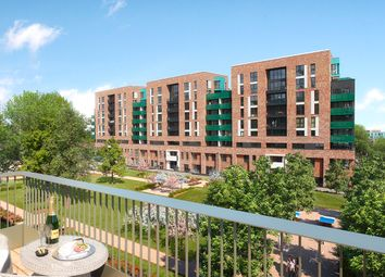 Thumbnail 2 bed flat for sale in Plot 208, West Park Gate, Acton Gardens, Bollo Lane, Acton, London