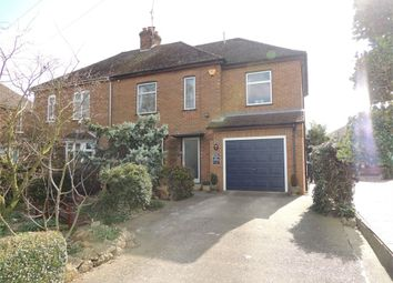Thumbnail 3 bed semi-detached house for sale in St. Peters Road, West Lynn, King's Lynn