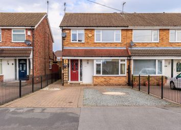 Thumbnail 3 bed semi-detached house for sale in Glenwood Close, Hull